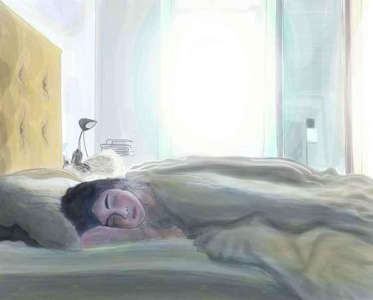 Sleeping Child -