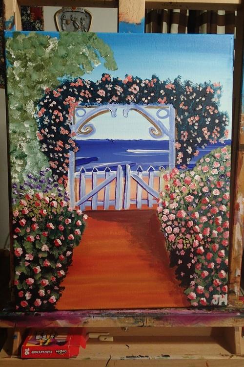 Beach Rose Garden - Image 0