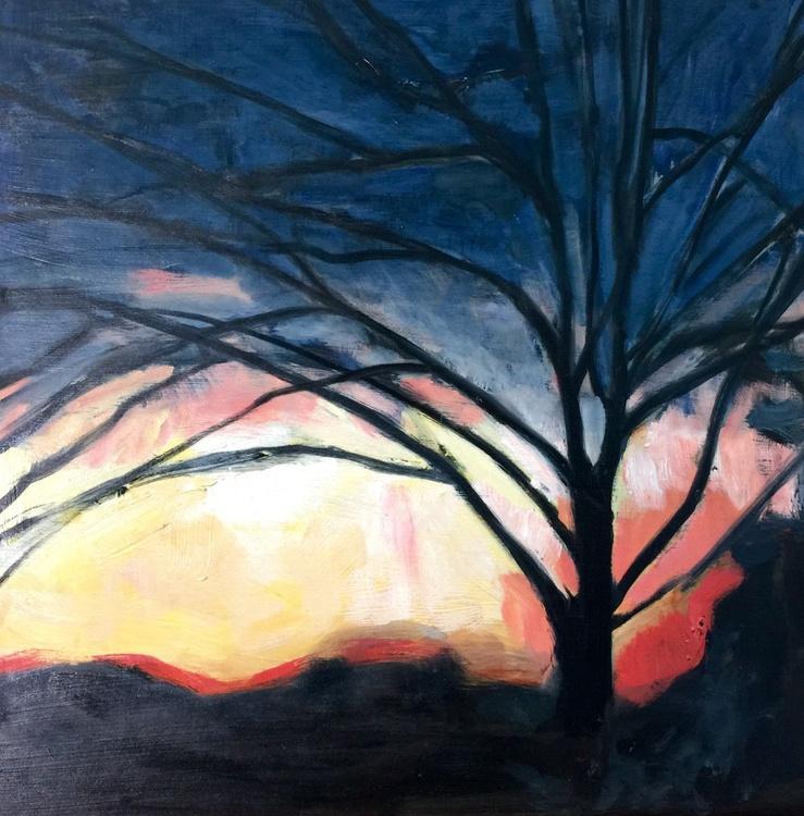 Late Winter Sunset - Image 0