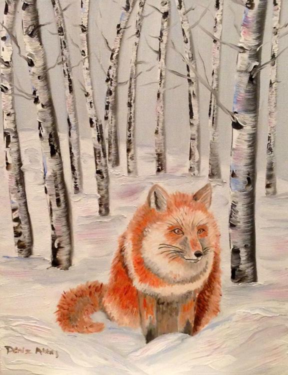 Red Fox- Focused - Image 0