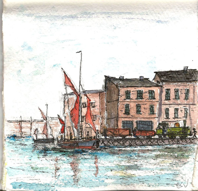 The Old Dockside - Image 0