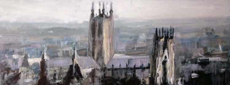 Canterbury Skyline