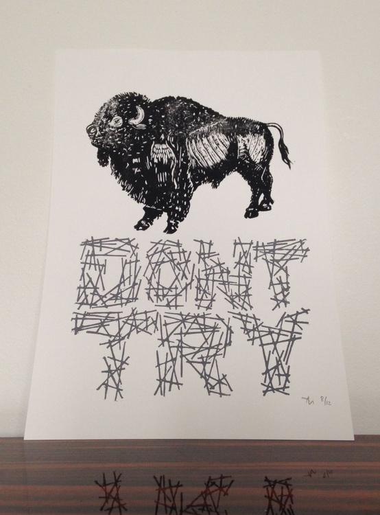 bukowski buffalo - Image 0