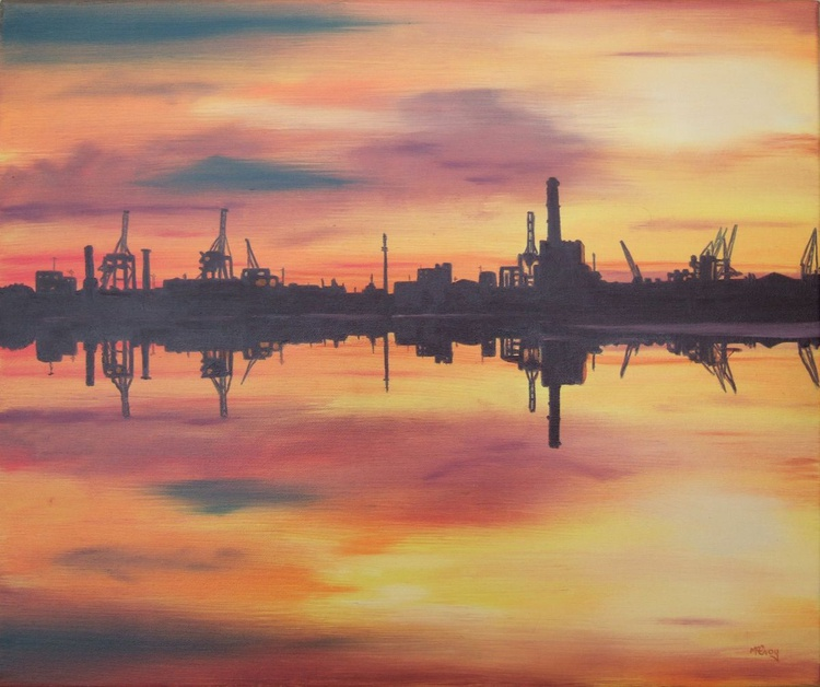 Dublin Bay dock lands - Image 0