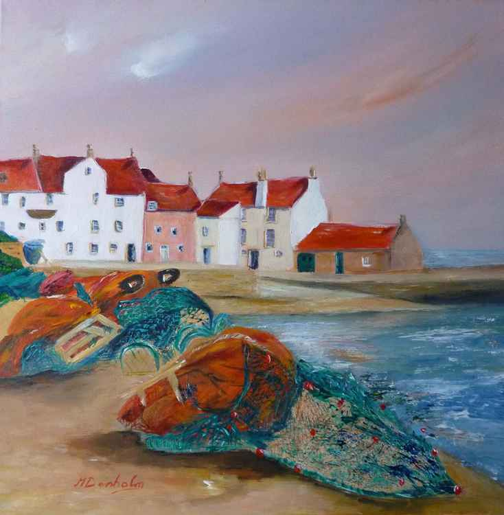 Nets & Creels, Pittenweem