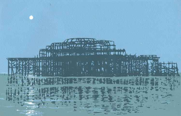West Pier, Brighton 1