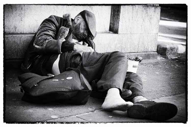 Street Sleeper -