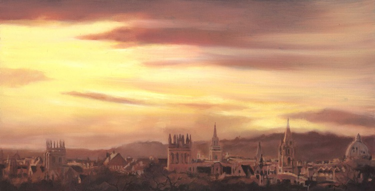 Oxford Roof Tops - Image 0
