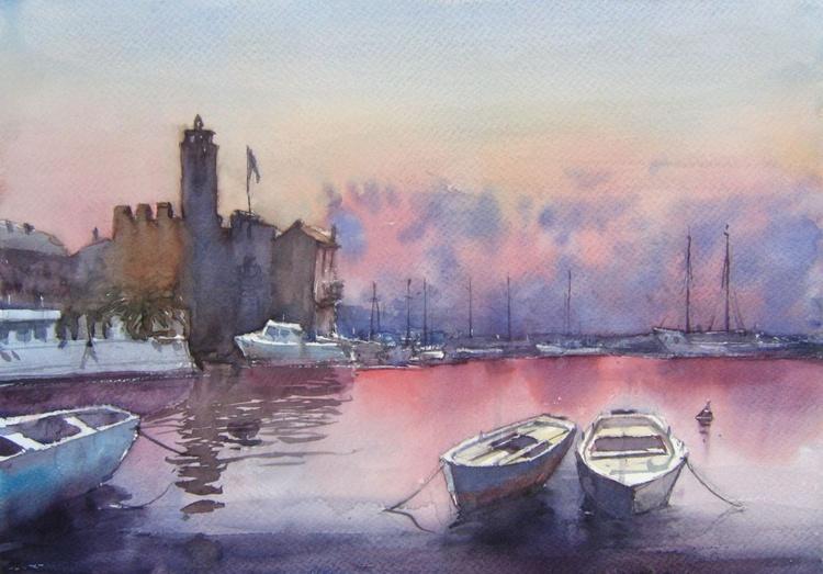 Adriatic sunset - Image 0