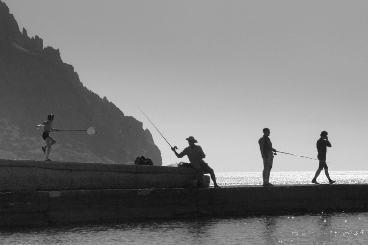On the pier - Image 0
