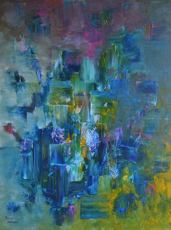 Kaleidoscope. Large abstract. - Image 0