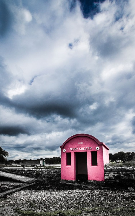 Pink Ferry Shelter - Image 0