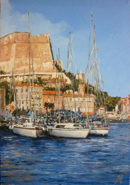 Corsica - Yachts in the Harbour - Image 0