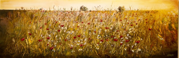 The Meadow Aglow - Image 0