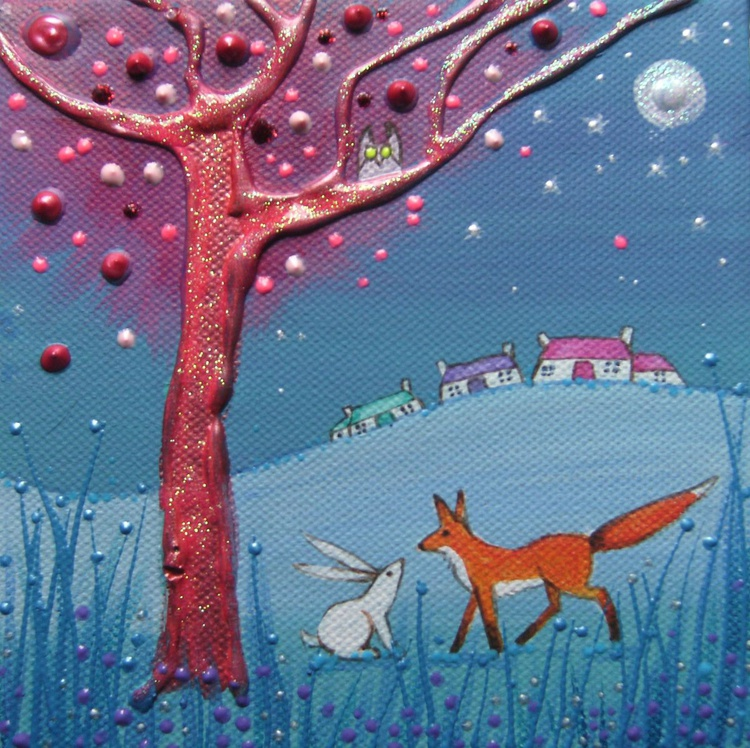 Fox and Hare - Image 0