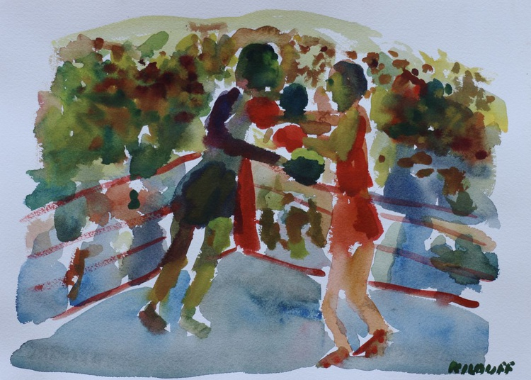 Olympic Boxing #4 - Image 0