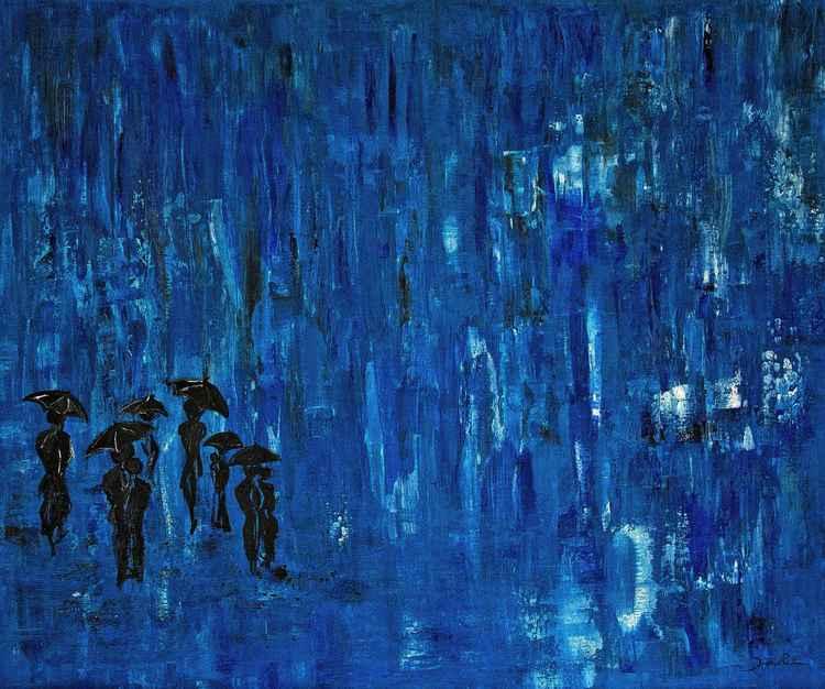 'Rain Over Me' -