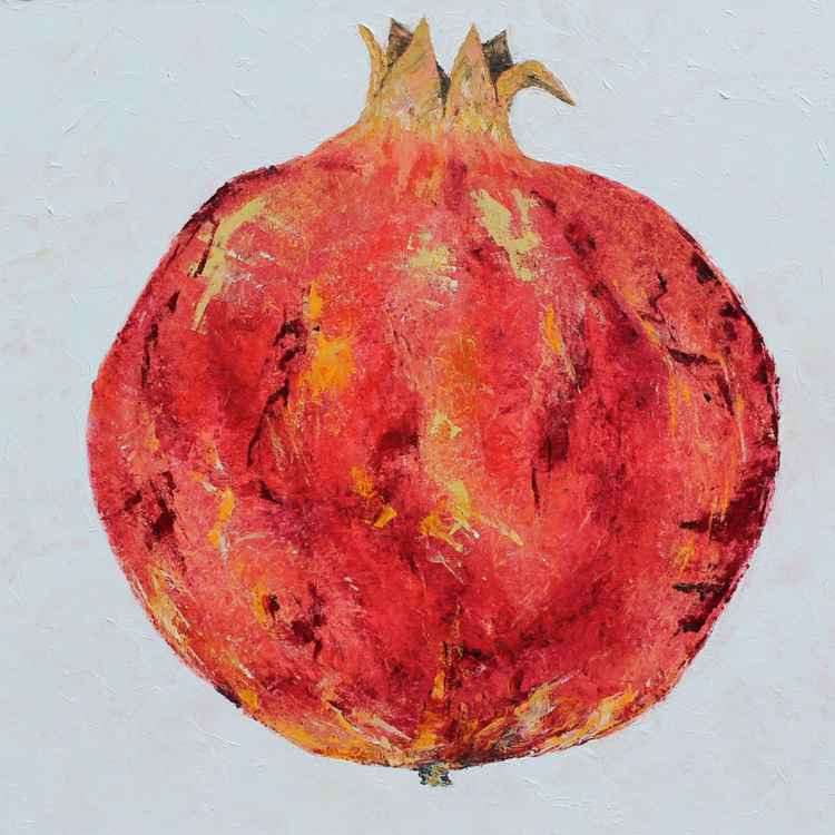 Whole Pomegranate 1 -