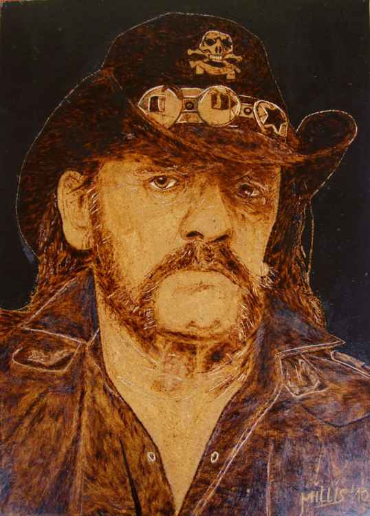 Lemmy (Motorhead) -
