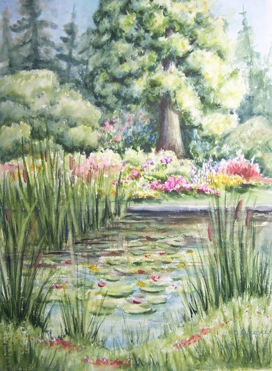 Lilly Pad Pond - Image 0