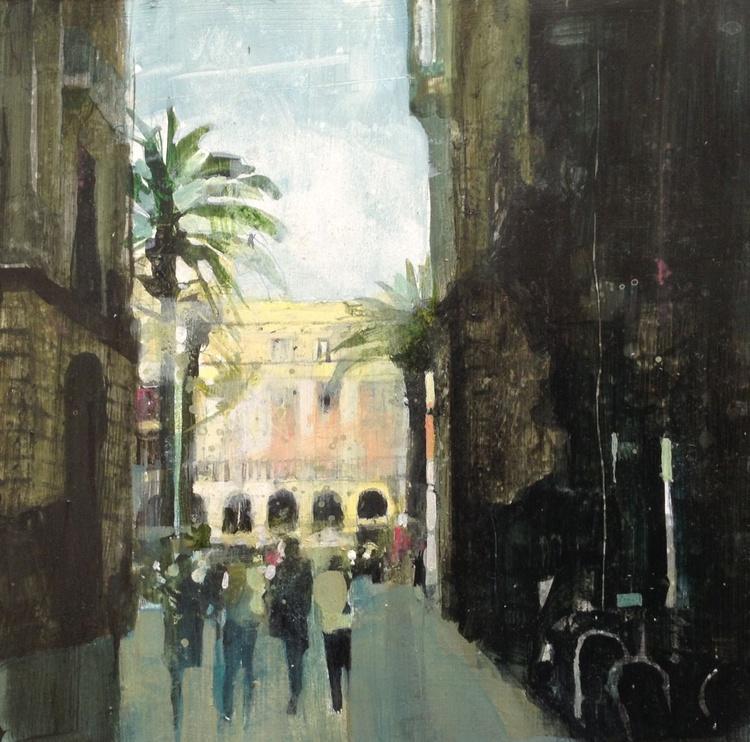 Placa Reial, Barcelona - Image 0