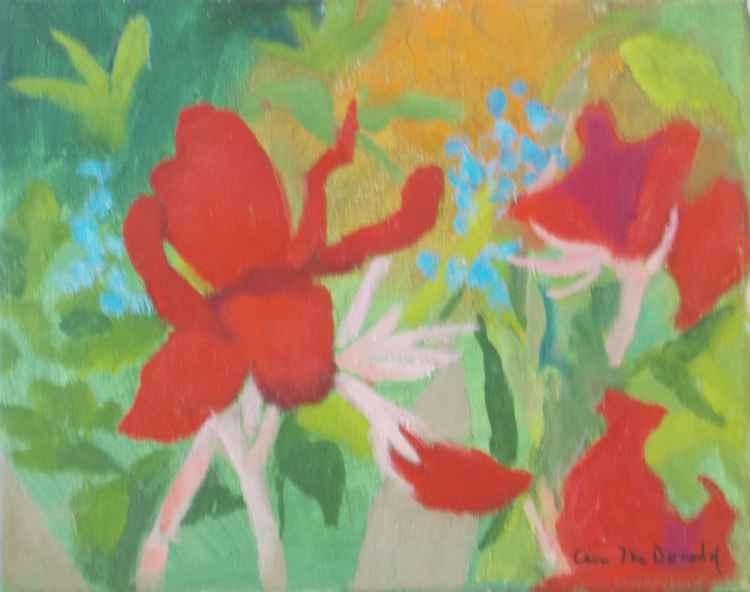 Exotic Flower  #1