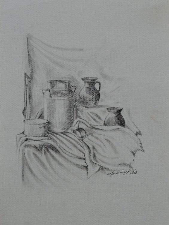 Still Life - Jugs - Image 0