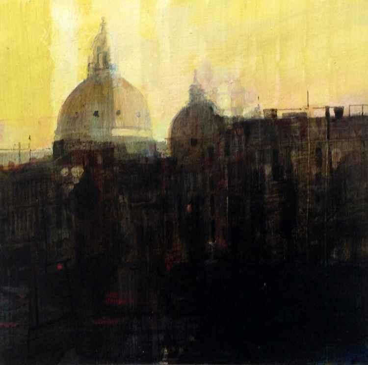 Venice, dusk. May 20