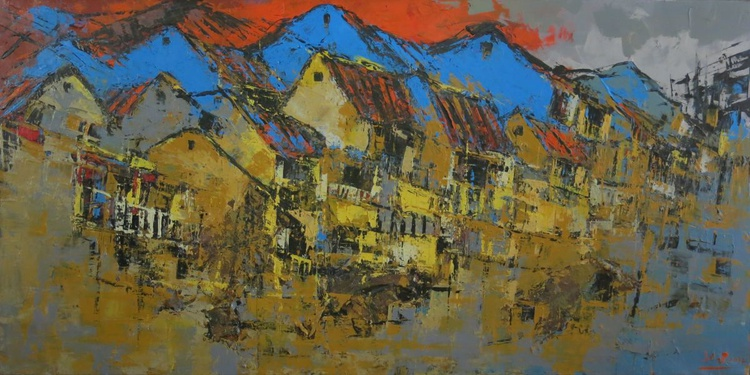 The Ancient town of Hoi An Serie-07 - Image 0