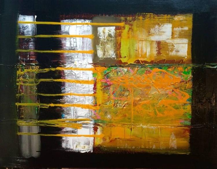 Secrets , Acrylic Painting - Image 0