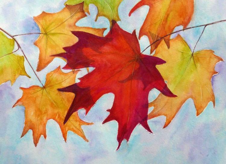 Leaves #5 - Image 0