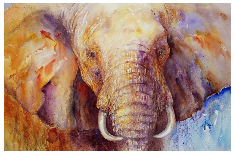 Majestic Elephant IV - Image 0