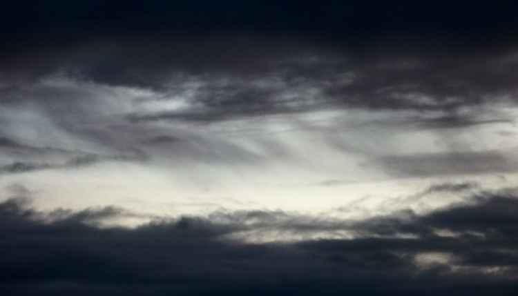 Winter Skyscape V -