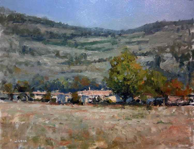 Farm near Sisteron