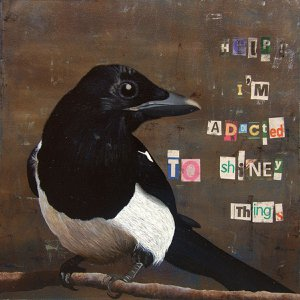 Confessions Of A Magpie #1 by Felicia Charles