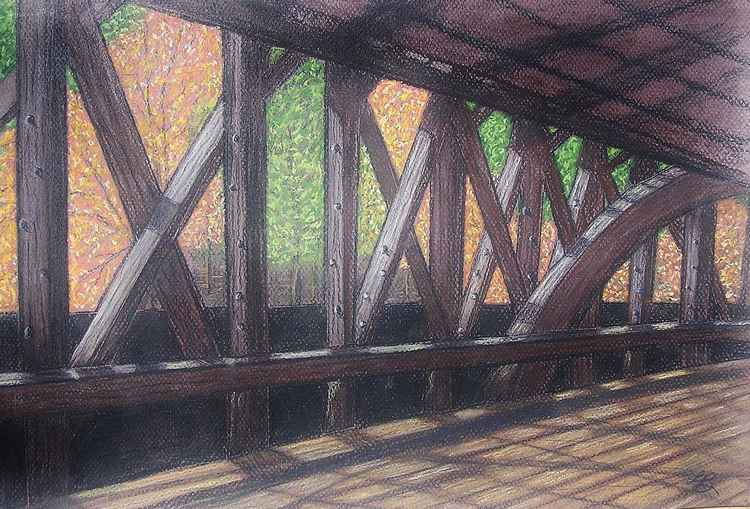 Covered Bridge -