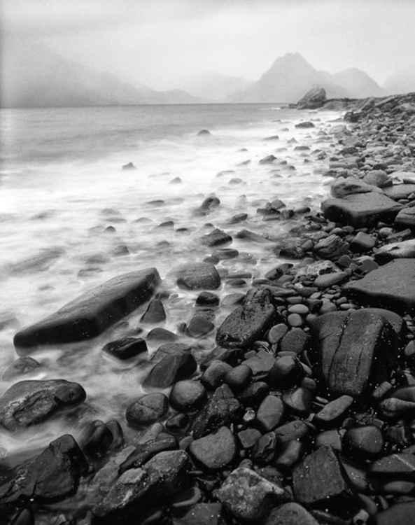 View from Elgol - Isle of Skye