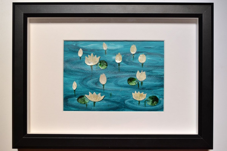 For the planet - Water lillies - Image 0
