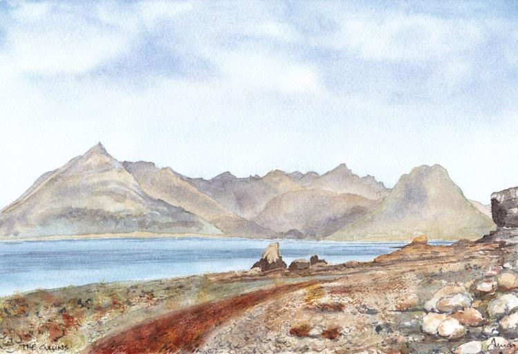 The Cullins - Isle of Skye - Image 0