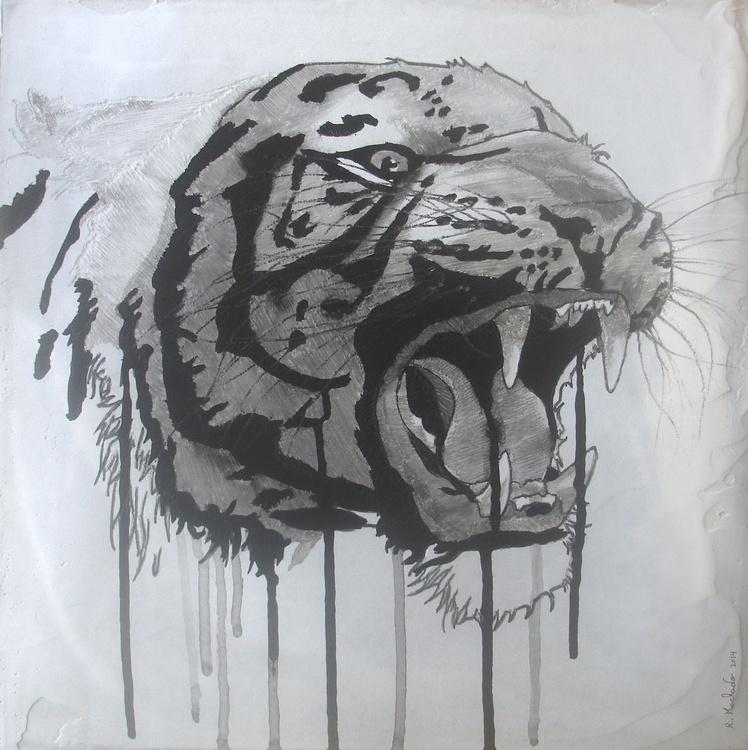 Tiger Carved II - Image 0