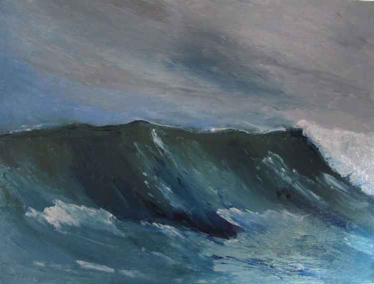 Sea Waves  SY1342