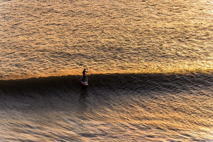 SUNSET SURFING - Image 0