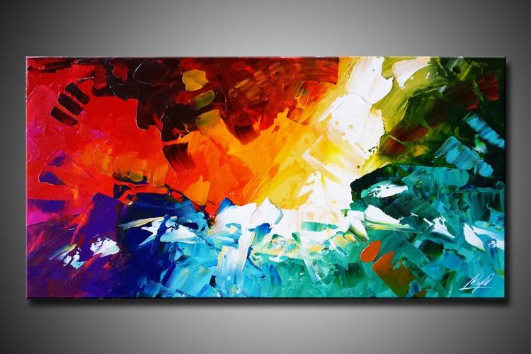 "Chaos and Creation ""V"" - Image 0"