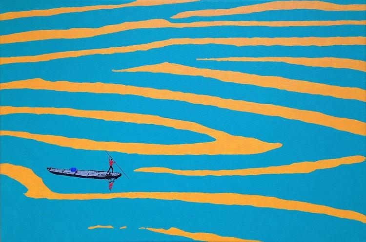 Water labyrinth - Image 0