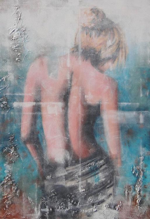 embrace (120 x 80 cm) - Image 0