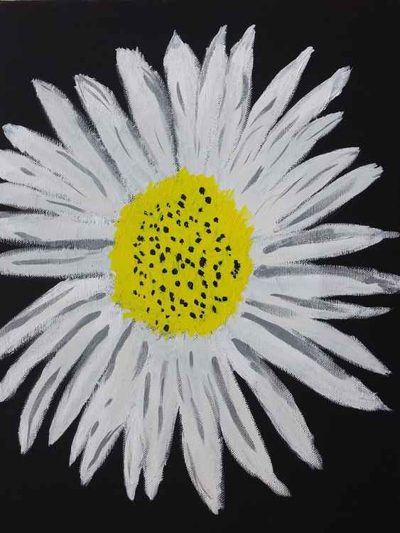 """Be The Daisy"" -"