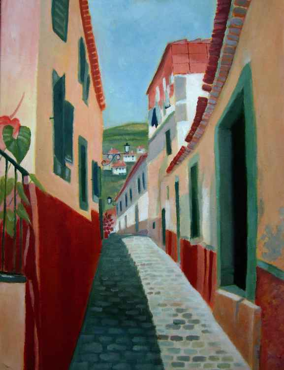 Madeira Village Street
