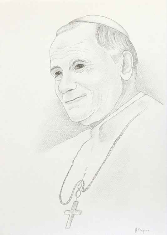 Pope Saint John Paul II -