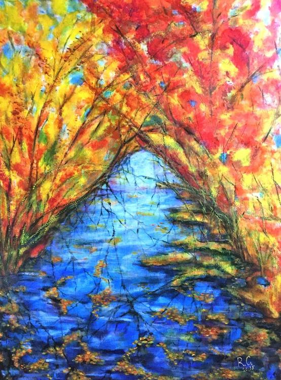 Autumn Reflections 2 - Image 0