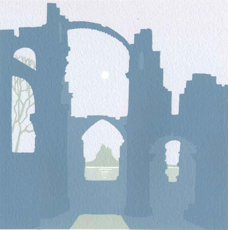 Lindisfarne Priory 1 -